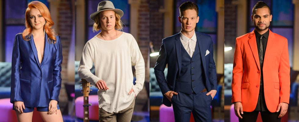 The Voice Australia 2015 Poll: Who Should Be in the Finale
