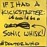 And a Whovian.