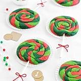 Hypnotizing Swirl Holiday Cookies