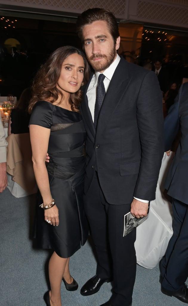 Salma Hayek and Jake Gyllenhaal