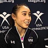 Katelyn Talks About Her 2013 American Cup Win