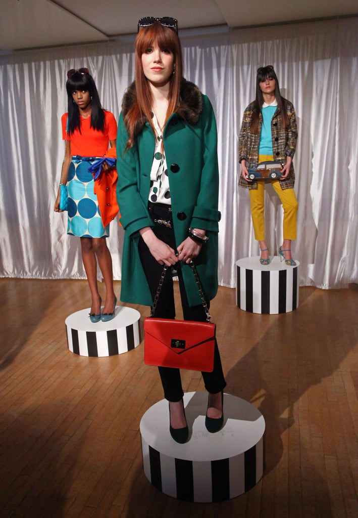 Kate Spade New York Fall 2012