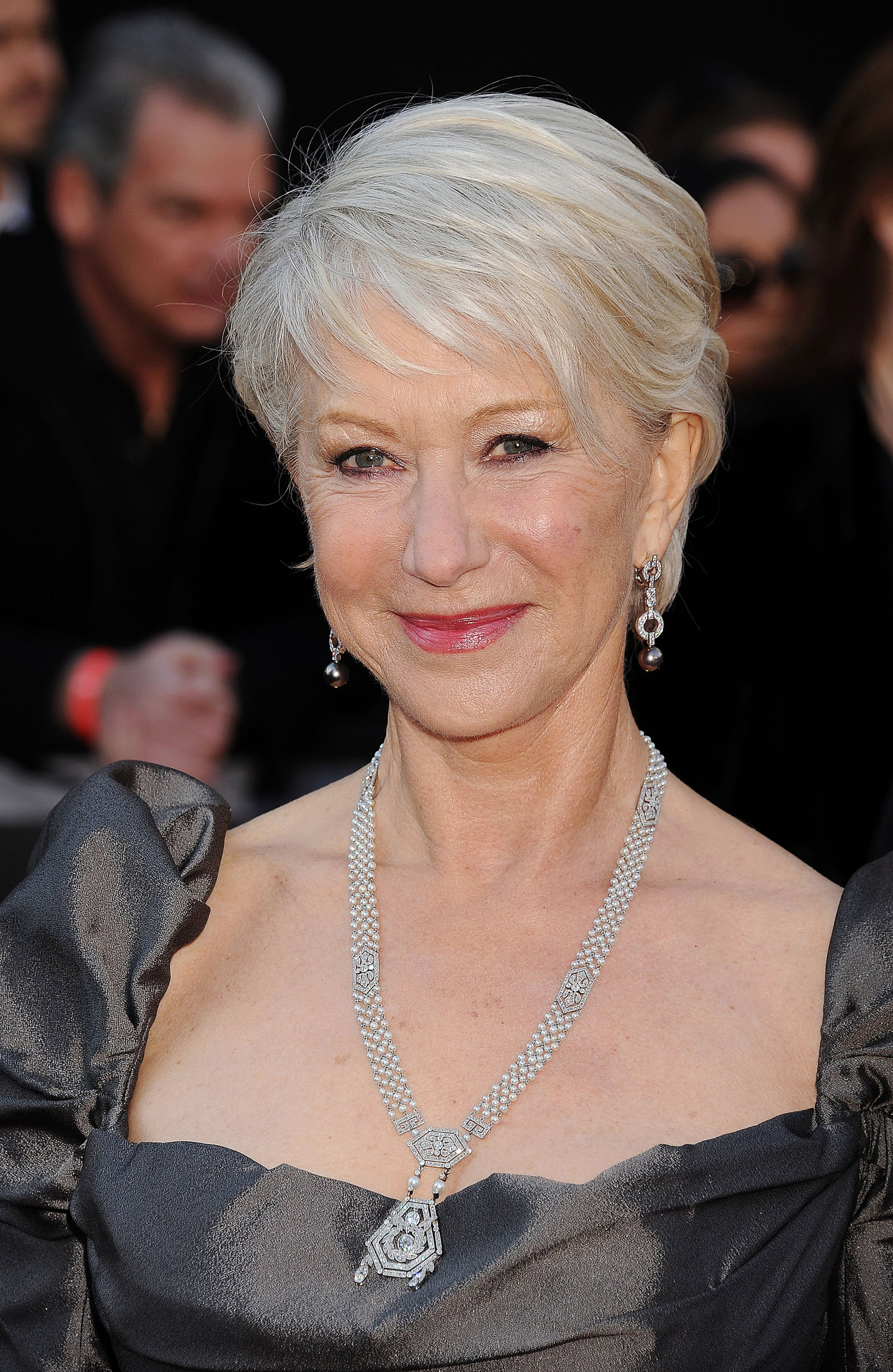 Helen Mirren arrives at the 83rd Annual Academy Awards held at the Kodak Theatre on February 27, 2011 in Hollywood, California.