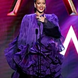 Rihanna at the 2020 NAACP Image Awards