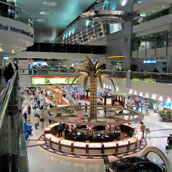 Dubai Airport Busiest in the World