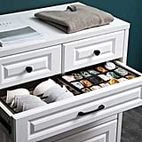 Collapsible Wardrobe and Drawer Organiser