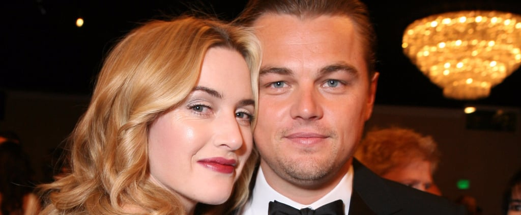 7 Insanely Delightful Things Kate Winslet Just Said About Leonardo DiCaprio