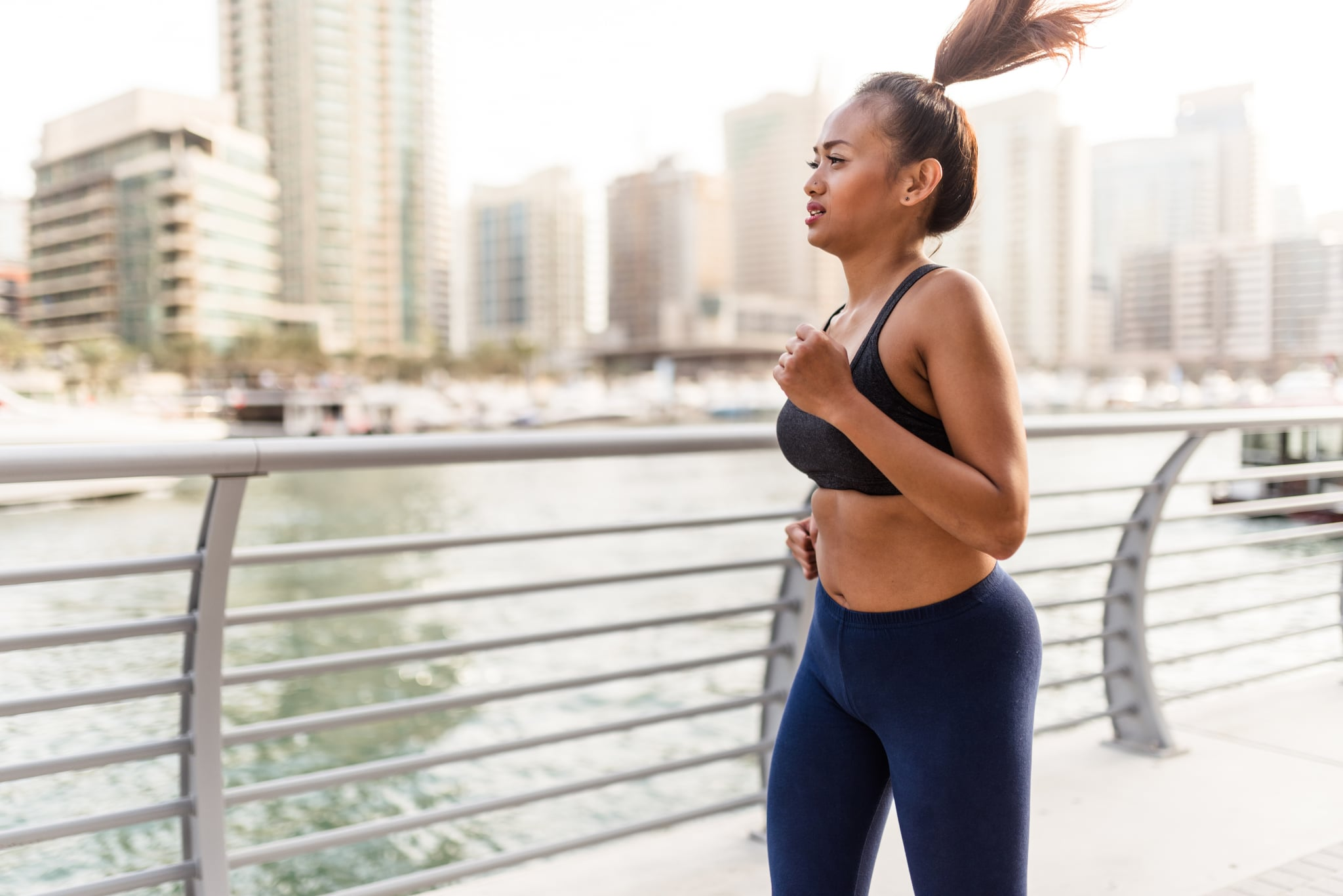 Here's Why an Expert Recommends Compression Leggings For Running, Workouts, and Travel