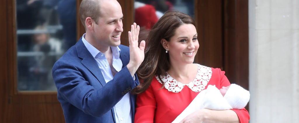 Kate Middleton Leaving Hospital Style