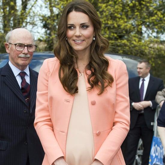 Royal Pregnancy Style
