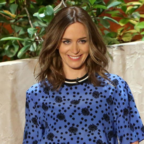 Emily Blunt Interview on The Ellen Show | May 2014