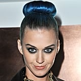 Katy Perry at Yves Saint Laurent