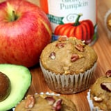 Low Calorie Dairy-Free Pumpkin Muffins