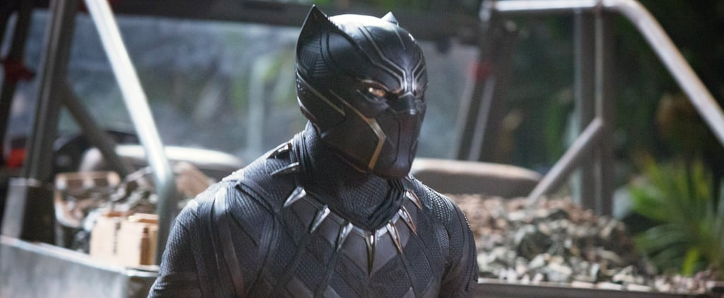 Black Panther Vibranium Cosplay