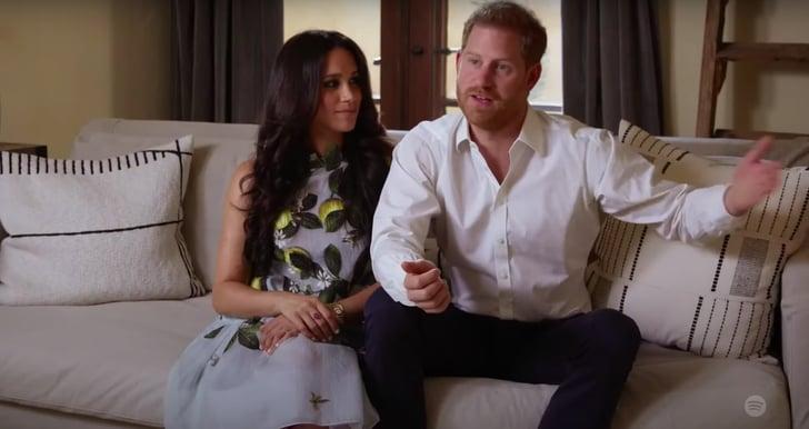 Meghan Markle Wore Oscar de la Renta Dress For Spotify Event