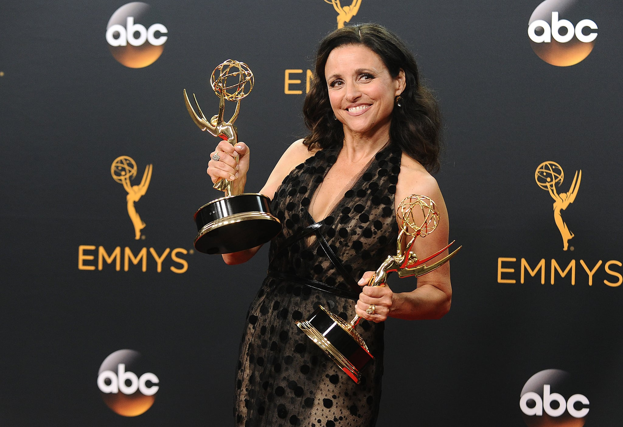 Julia Louis-Dreyfus Breaks Record For Emmy Wins