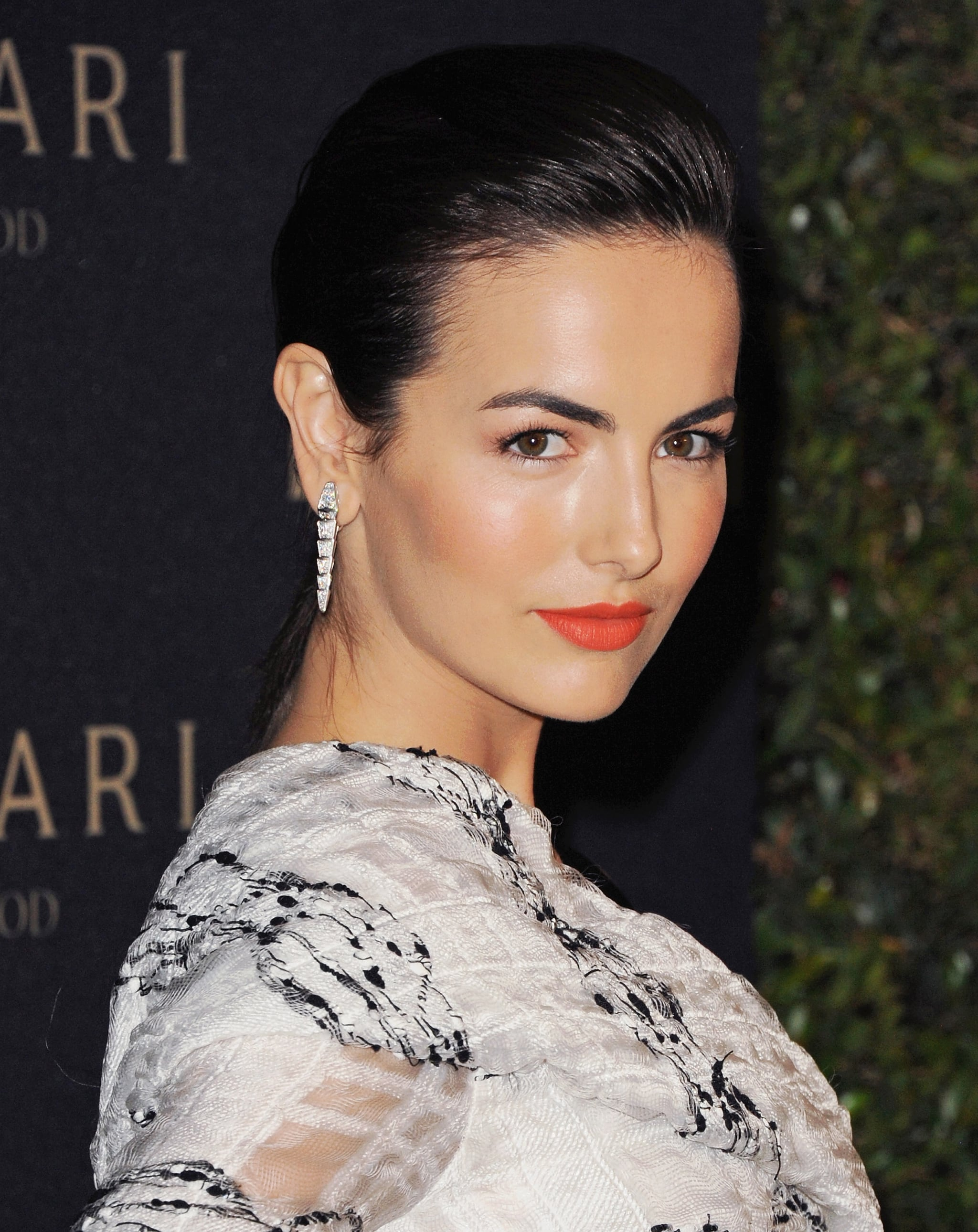 Camilla Belle at the Bulgari Decades of Glamour Oscar Party