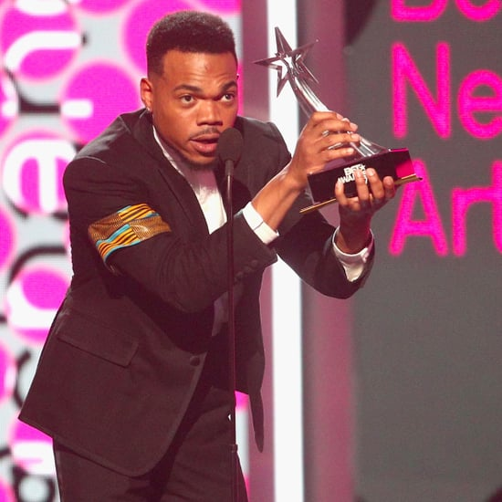 Chance the Rapper's Speech at the 2017 BET Awards