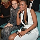 Pictured: Kerry Washington and Darby Stanchfield
