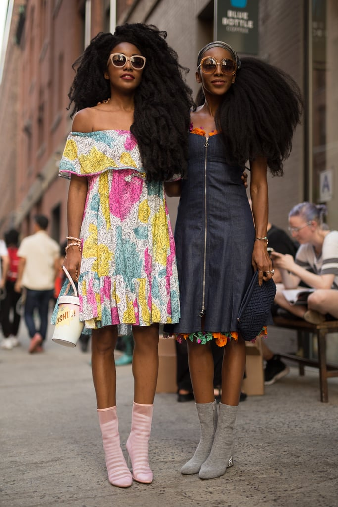 Style a Summer Dress With Sock Boots