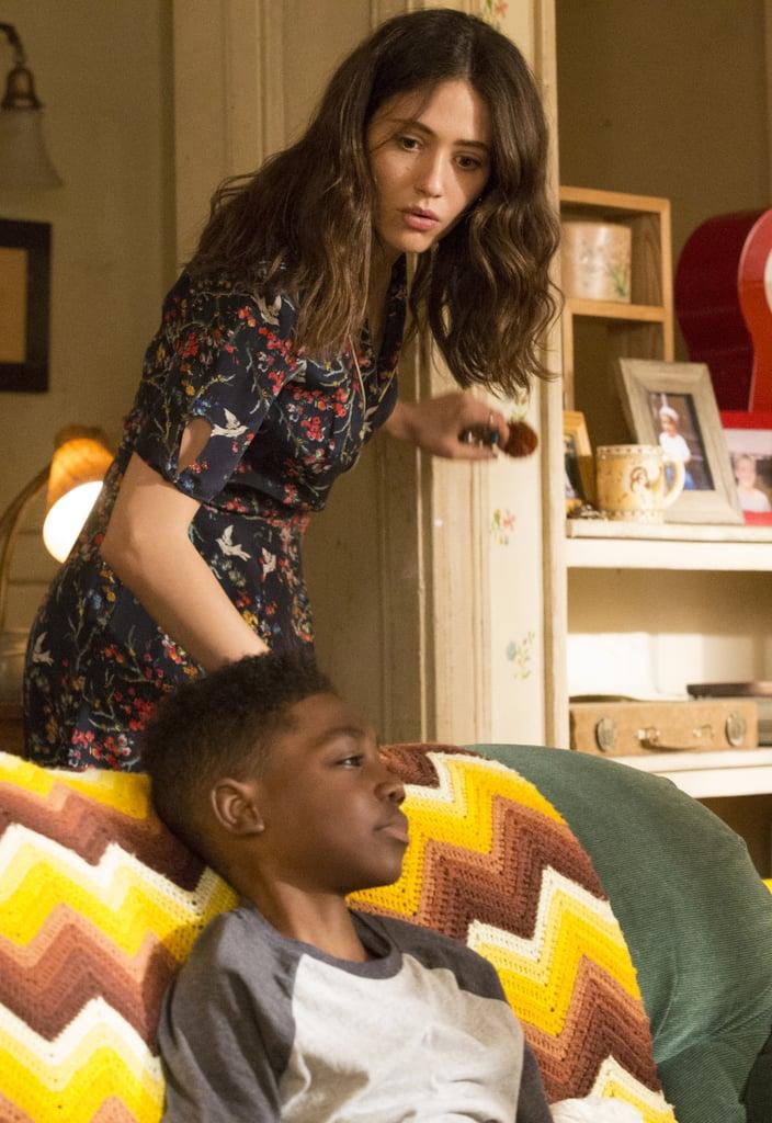 Why Is Emmy Rossum Leaving Shameless?