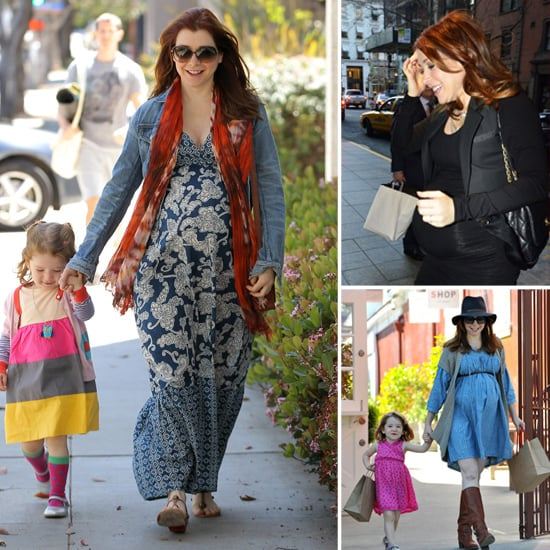 Alyson Hannigan Welcomes Baby Girl Keeva Jane! A Look Back at Her Versatile Maternity Style