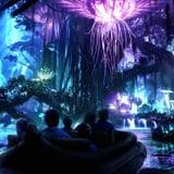 Pandora Avatar Land in Disney's Animal Kingdom