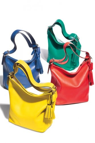 Check Out Coach's Covetable New Legacy Collection