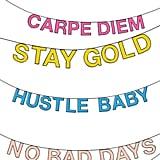 Inspiring mottos