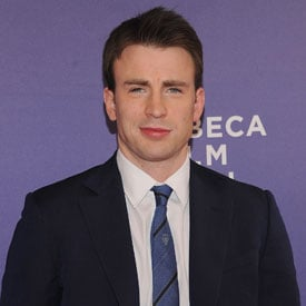 Chris Evans Interview on Captain America, The Avengers
