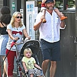 Naomi Watts and Samuel: Maclaren Quest