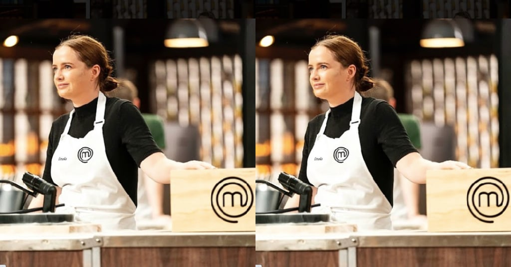 Emelia Jackson Wins First Spot in MasterChef Semi-Finals