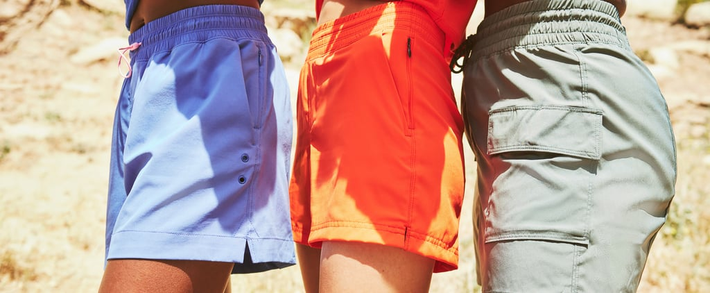 Old Navy StretchTech Shorts Perfect For the Whole Family