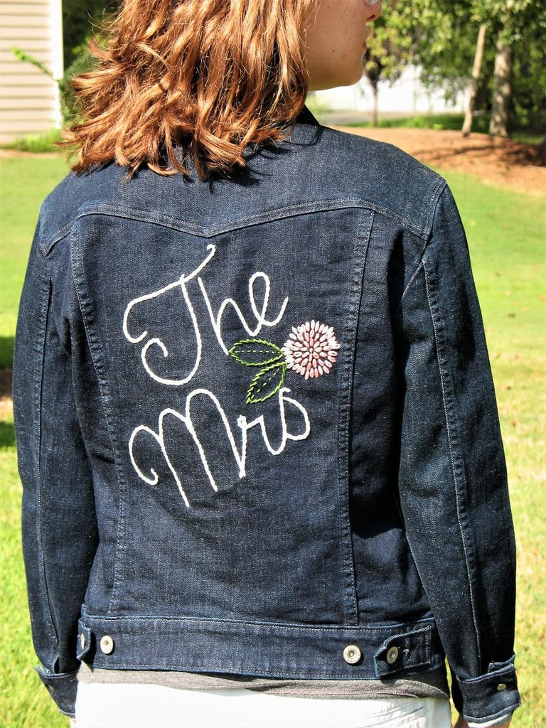 Denim Jackets For Weddings | POPSUGAR Love & Sex