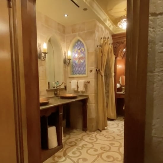 TikTok Video of Cinderella's Castle Suite in Magic Kingdom