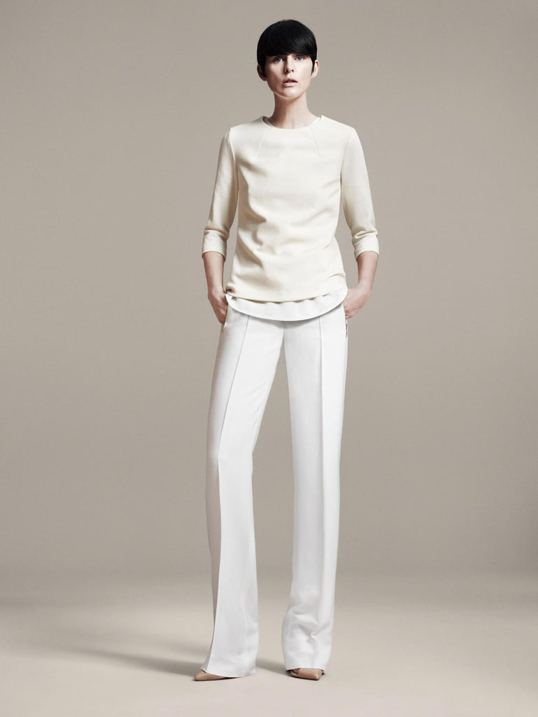 Minimalism, Color, and Stella Tennant Dominate Zara Spring '11