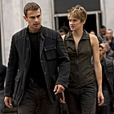 Tris and Four From the Divergent Series