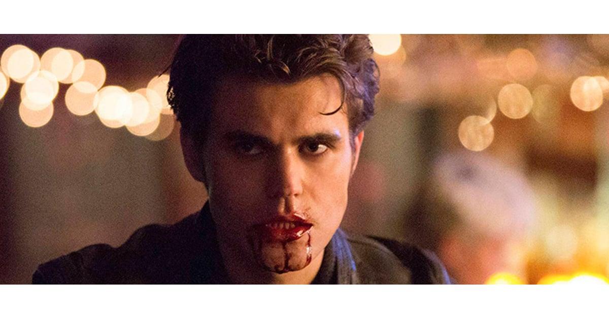 Paul Wesley Vampire Diaries Interview January 2014