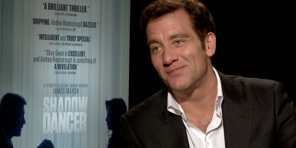 Clive Owen The Knick Interview