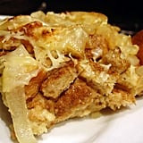 Savory Onion Bread Pudding