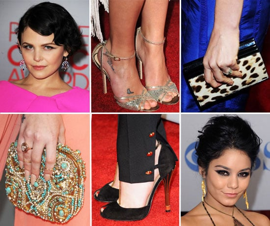 2012 People's Choice Awards: The Accessory Report
