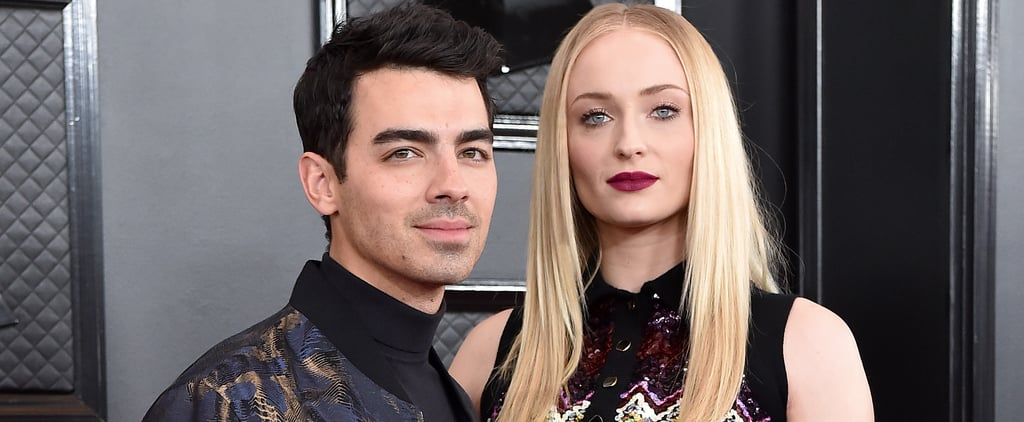 Joe Jonas's Neck Tattoo Looks Like Sophie Turner