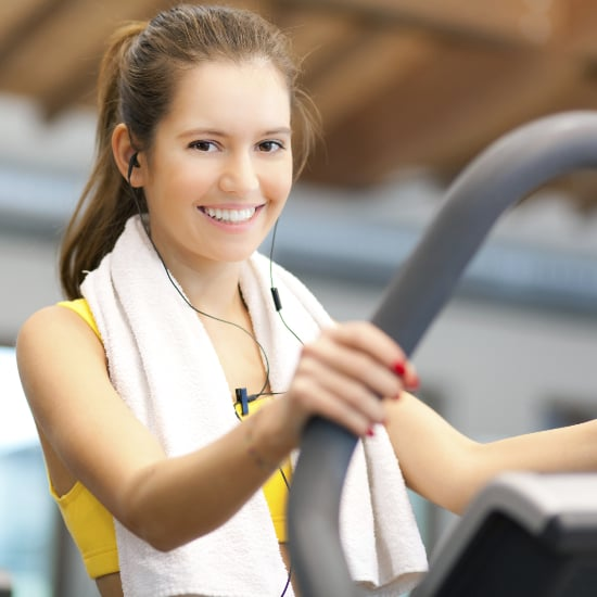 How to Do a Treadmill Side Shuffle