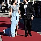 Prince Carl Philip and Sofia Hellqvist Prewedding Dinner