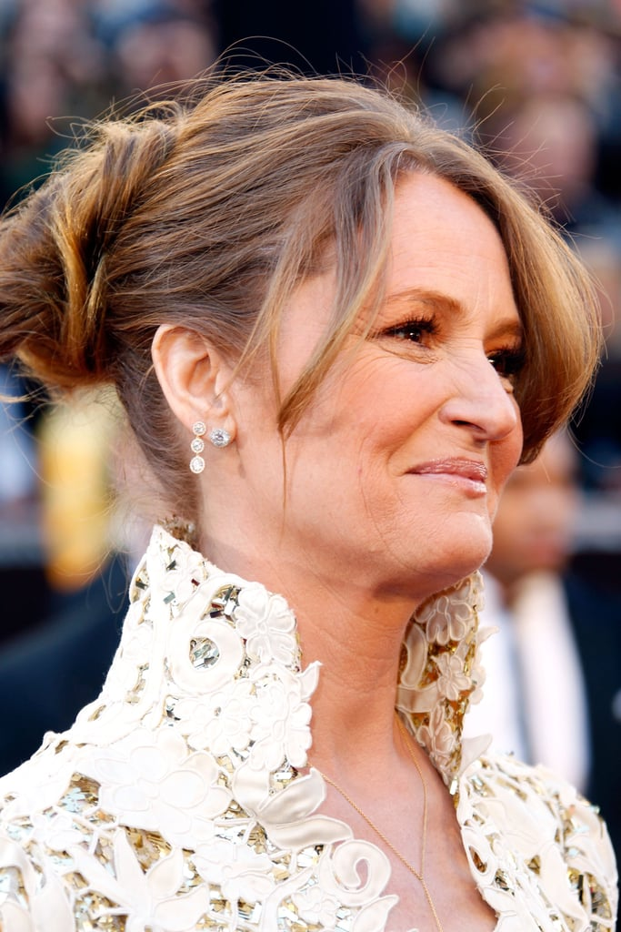 Melissa Leo From the Side
