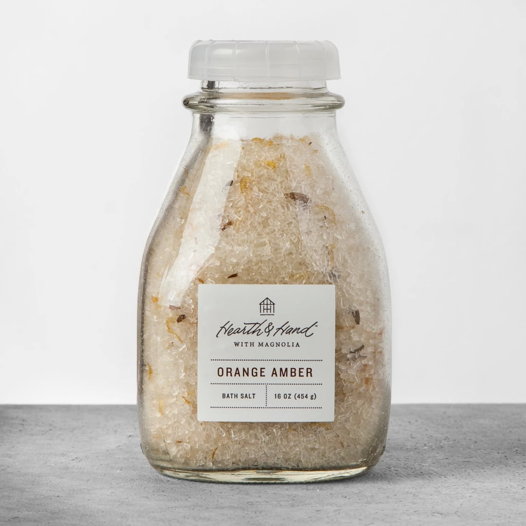 Orange Amber Bath Salts