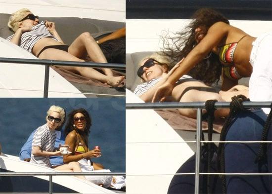Pictures of Lady Gaga Bikini