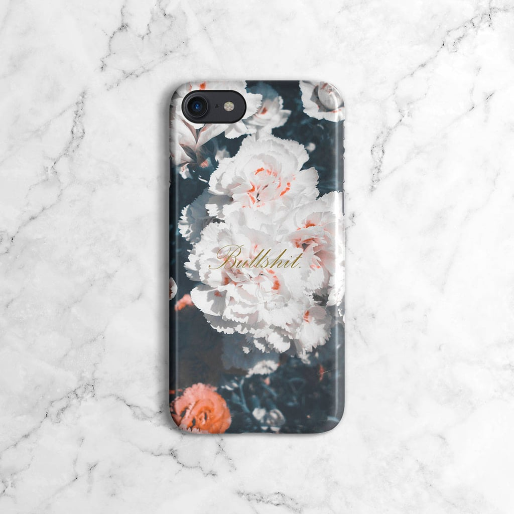 Bullsh*t iPhone Case