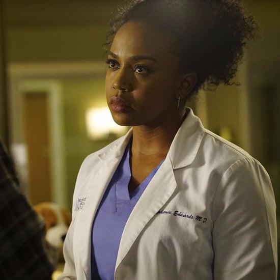 Will Stephanie Die on Grey's Anatomy?