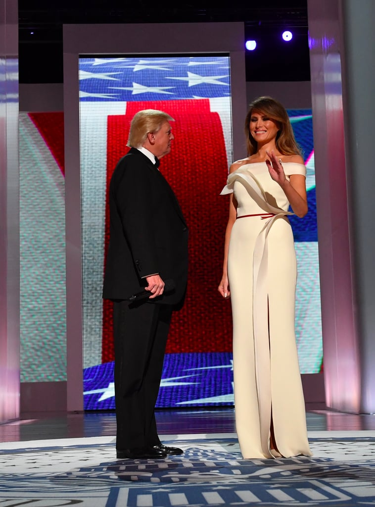 Who Is Melania Trump's Stylist?